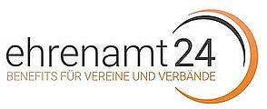 Logo ehrenamt 24 - Softwareentwicklung von Baron Tech